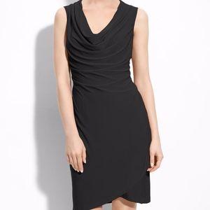 NWT T. Tahari Sleeveless Black Lucy Dress XL